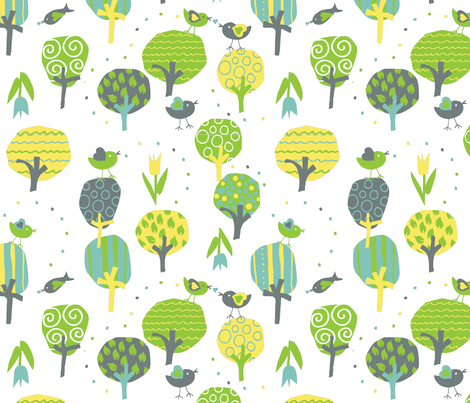 SS_spoonflwer fabric by sally_stetson_design on Spoonflower - custom fabric