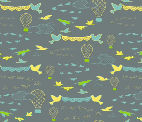 Fancy_Pancy fabric by mrshervi on Spoonflower - custom fabric