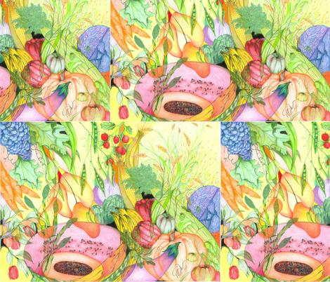 HRW005 fabric by thaibeachbob on Spoonflower - custom fabric