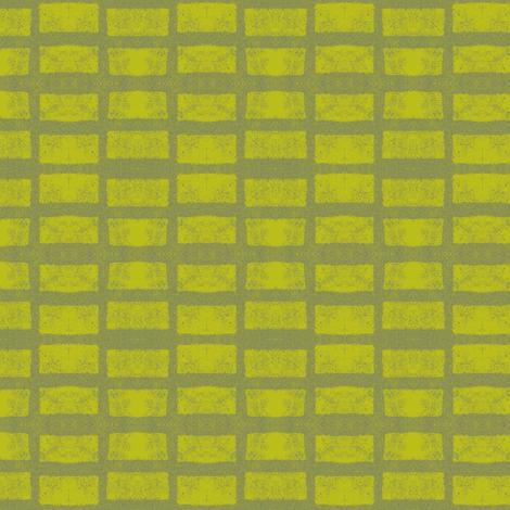 Old French Grain Sack - lemon tart fabric by materialsgirl on Spoonflower - custom fabric