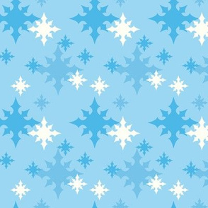 Pointed Flakes