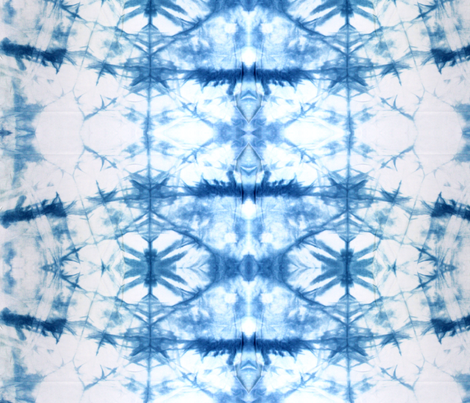 Tribal - Starburst fabric by fable_design on Spoonflower - custom fabric