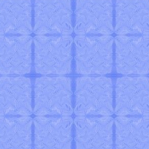 Blue Butterflies Collage