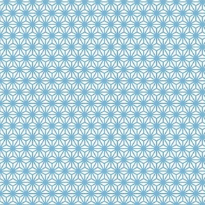 asanoha mini in angelite