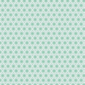 asanoha mini in jade
