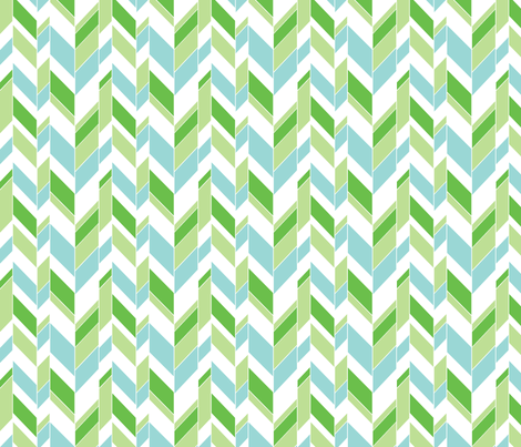 pinetree fabric by cleverbetty on Spoonflower - custom fabric