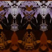 Sepia-Lilac-Flowers