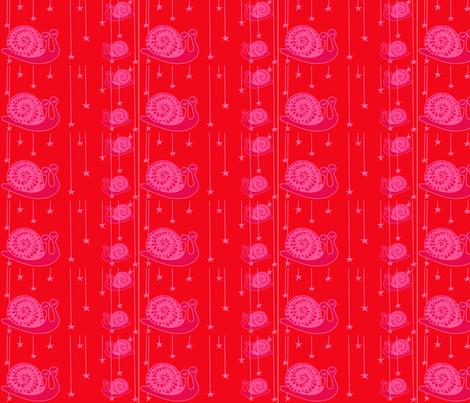 CARACOLIN_WARM fabric by gurumania on Spoonflower - custom fabric