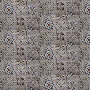 Grey Panama Tile