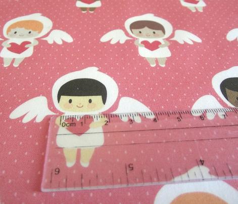 Kawaii angels (red)