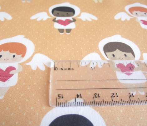 Kawaii angels (orange)