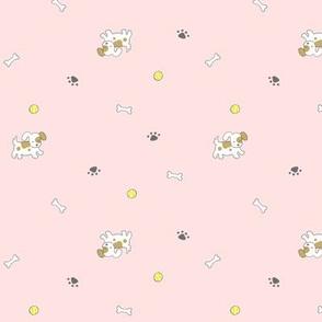 20 Puppies_Pink
