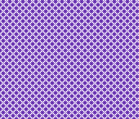 Nested Lattice Purple A fabric by melaniesullivan on Spoonflower - custom fabric