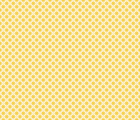 Nested Lattice Yellow A fabric by melaniesullivan on Spoonflower - custom fabric