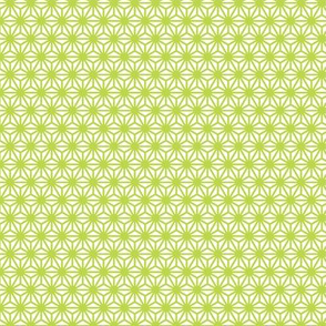 asanoha mini in peridot