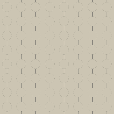 Concrete Pencil (Taupe) fabric by david_kent_collections on Spoonflower - custom fabric