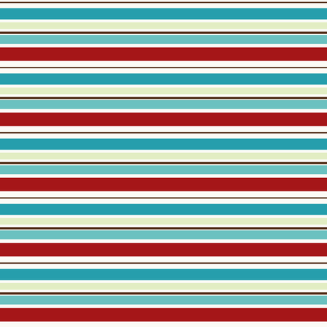 Country Stripes fabric by sugarxvice on Spoonflower - custom fabric