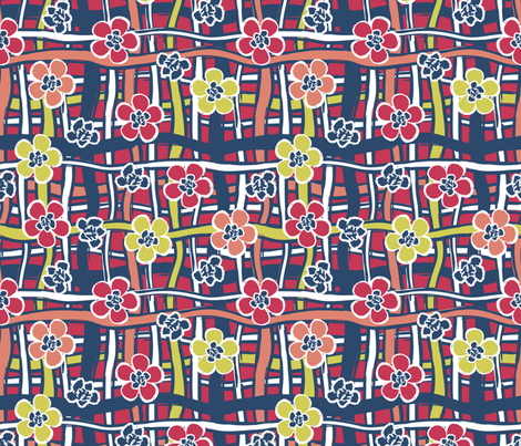 Matisse Madness fabric by robyriker on Spoonflower - custom fabric