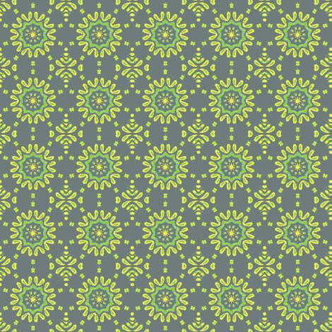 fancy_circle-gry fabric by kerryn on Spoonflower - custom fabric
