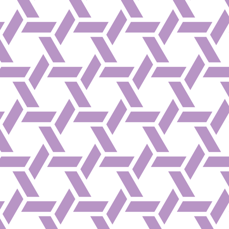 kagome thick in charoite fabric by chantae on Spoonflower - custom fabric