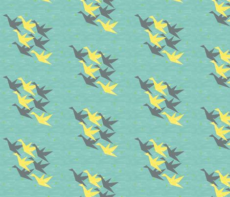 In Flight fabric by allisajacobs on Spoonflower - custom fabric