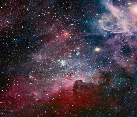 space wallpaper print - photo #8