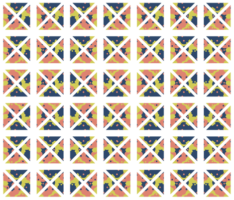 Matisse_Trellis_Fabric fabric by westofthemoon on Spoonflower - custom fabric