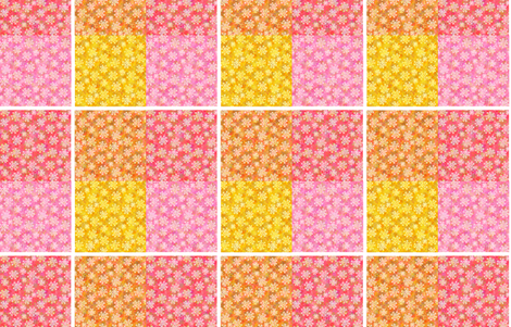 Verbena Quilter's Sample fabric by joanmclemore on Spoonflower - custom fabric