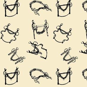 Scatter Bits (beige)