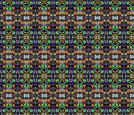 Millstream Snakes fabric by htkdesigns on Spoonflower - custom fabric