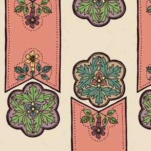 decorative floral 1