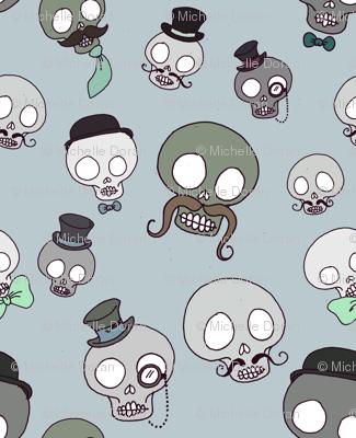 gentlemen skulls
