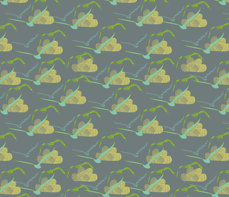 Flights_of_Fancy-01 fabric by sofiedesigns on Spoonflower - custom fabric