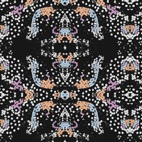 tribal sequins
