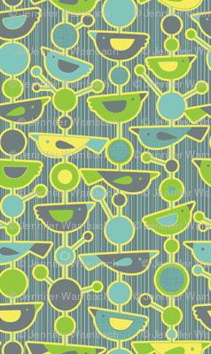 The Aviary's Atomic Daydream