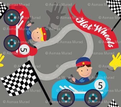 Hot Wheels Cute Car Racer