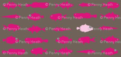 Pink Fish Funk