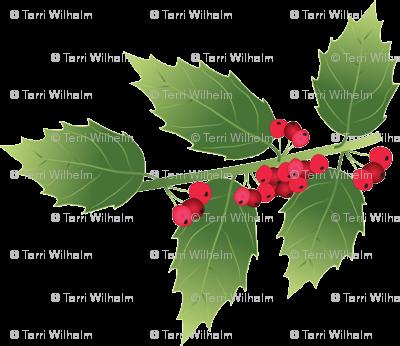 Leaf-holly