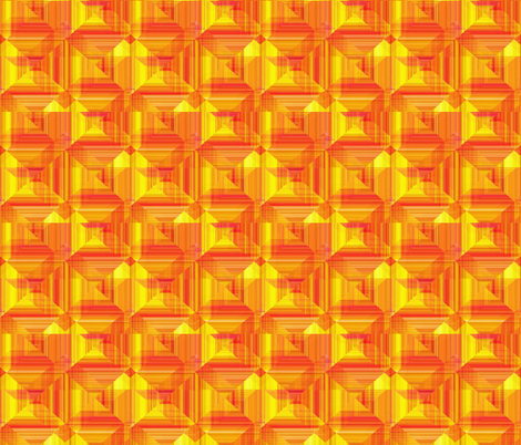 Circus Sky Parquet fabric by anniedeb on Spoonflower - custom fabric