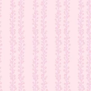 Pastel Vine Pattern
