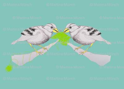 a birdie