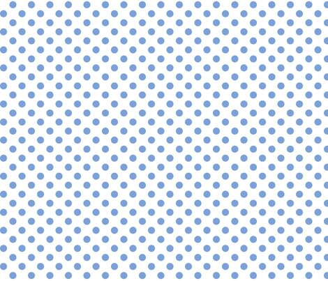 Polkadots-cornflowerblue_shop_preview