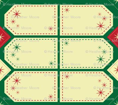Starry-christmas-tags