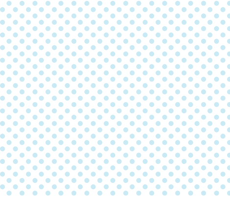 polka dots ice blue fabric by misstiina on Spoonflower - custom fabric