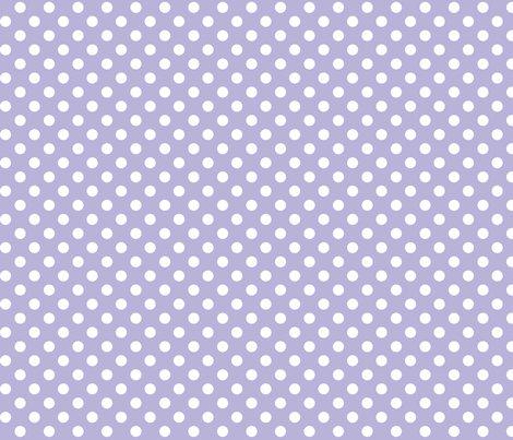 polka dots 2 light purple fabric - misstiina - Spoonflower