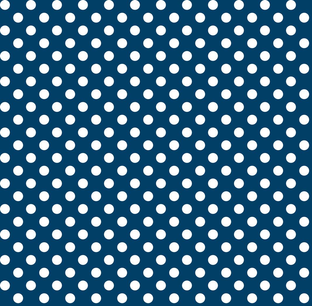 Dark Blue Polka Dots Wallpaper | www.imgkid.com - The ...
