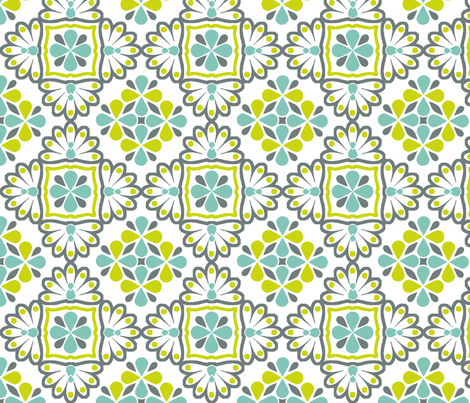 FANCY_dance_pattern2_white fabric by glorydaze on Spoonflower - custom fabric
