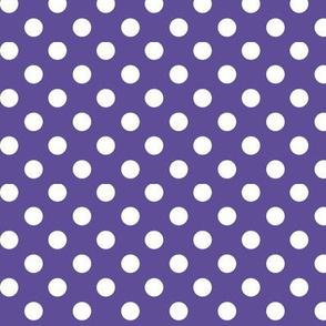 polka dots 2 purple