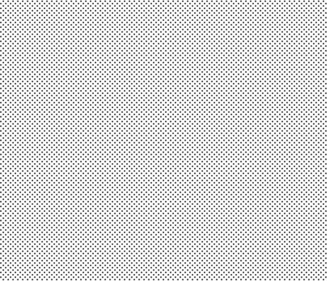 mini polka dots dark grey fabric by misstiina on Spoonflower - custom fabric
