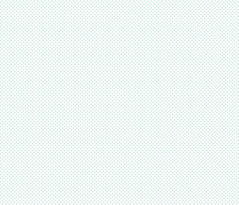 mini polka dots mint green fabric by misstiina on Spoonflower - custom fabric